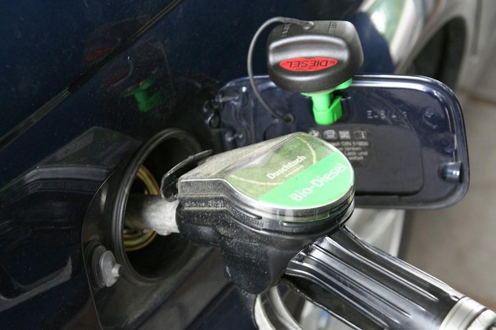 Diesel verkopen