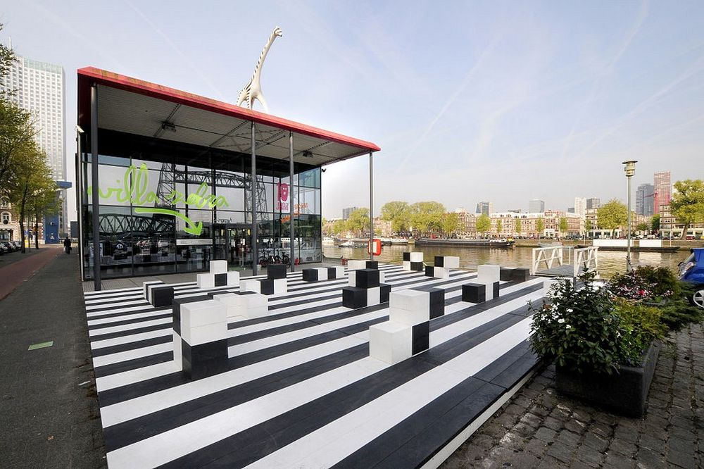Villa Zebra Rotterdam Nederland