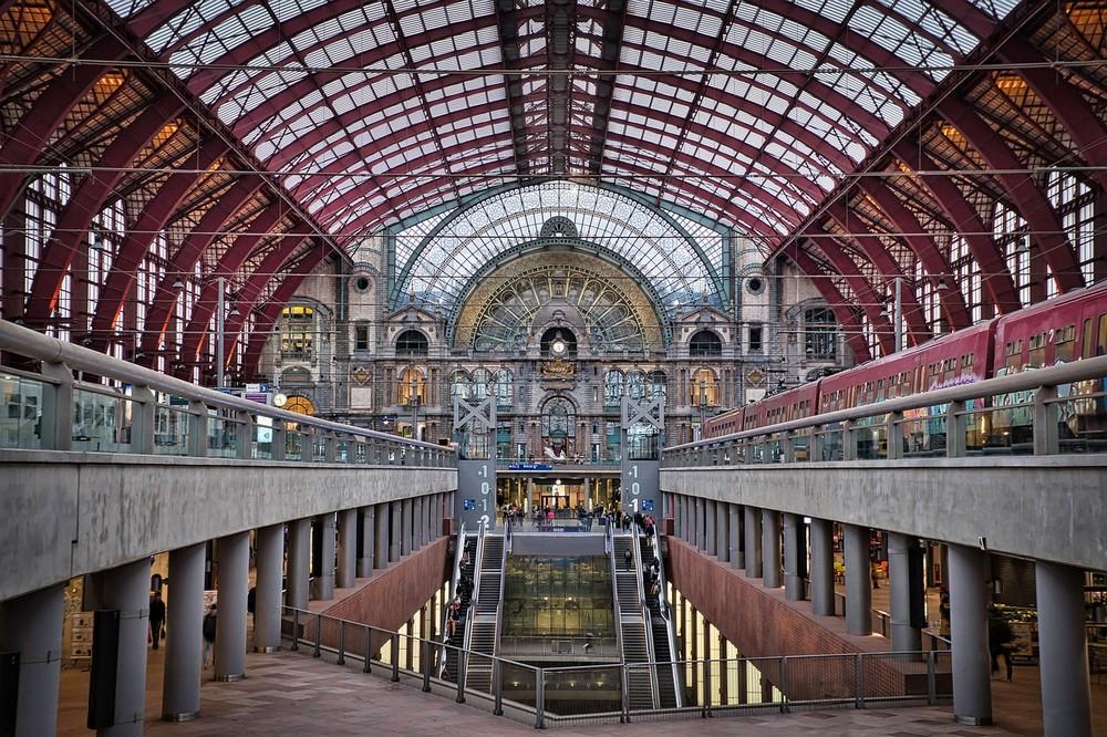 Treinreizen in Europa, praktisch en prachtig
